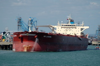 NS Laguna IMO 9339325 Built 2007 Crude Oil Tanker