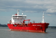 Annelisa Theresa IMO 9478286 5607gt Built 2009 Chemical/Oil Products Tanker