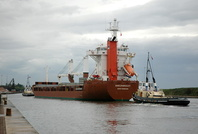 Ankergracht IMO 9014872 7949gt Built 1991 General Cargo Ship