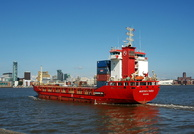 Mersey Shipping July 2011