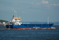 Butes IMO 9409637 2452gt Built 2010 General Cargo Ship  inward for Garston