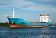 Burhan Dizman 2 IMO 9430325 2979gt Built 2008 General Cargo Ship