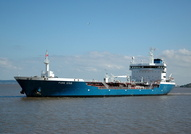 Fure Star IMO 8914829 9382gt Built 1994 Chemical/Oil Products Tanker at Eastham