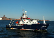 Prince Madog IMO 9229611 390gt Built 2001 Research Vessel