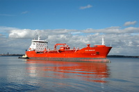 Sten Bergen IMO 9407988 11935gt Built 2009 Chemical/Oil Products Tanker