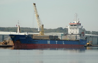 Vasadiep IMO 9263552 4941gt Built 2002 General Cargo Ship