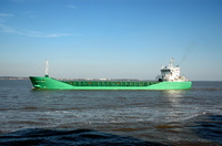 Arklow Ruler IMO 9344502 2999gt General Cargo Ship