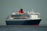 Queen Mary 2 IMO 9241061 148528gt Built 2003 Passenger Cruise Ship