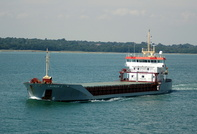 Lauren C  IMO 9373527 Built 2007 General Cargo Ship