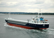 Verity IMO 9229178 2601gt Built 2001 General Cargo Ship