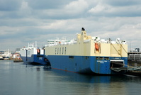Morning Lynn IMO 9383429 68701gt Built 2009 Car Carrier