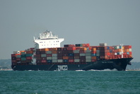 Zim Rio Grande IMO 9363376 40030gt Built 2008 Container Ship