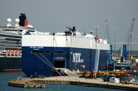 Volans Leader IMO 9381237 61775gt Built 2007 Car Carrier