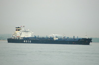 Amalienborg IMO 9261657 24663gt Built 2004 Chemical/Oil Tanker
