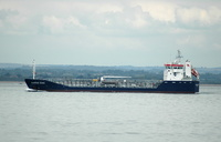 Clipper Sund IMO 9375977 2613gt Built 2007 Chemical/Oil Tanker