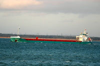 Meridiaan IMO 9385881 5887gt Built 2007 General Cargo Ship
