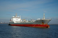 Prospero IMO 9212589 11793gt Built 2000 Chemical/Oil Products Tanker