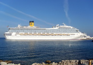 Costa Fortuna IMO 9239783 102587gt Built 2003 Passenger Cruise Ship Flag Italy