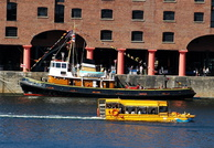 Tug Brocklebank and Wacker Quaker 2