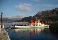 Lady of the Lake departing Glenridding