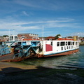 Cowes Floating Bridge Blakes Paint Logo