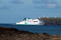 Isle of Inishmore arriving Pembroke from Rosslare