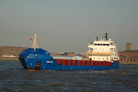 Ameland IMO 9434761 5313gt Built 2009 General Cargo Ship
