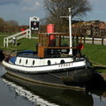 Tug Kennet built 1931 at Acton Bridge