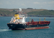 Admiral IMO 9234616 17300gt Built 2002 Chemical/Oil Products Tanker