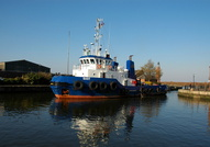 East at Ellesmere Port Basin
