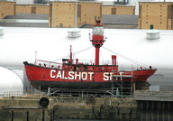 Light Vessel 78 (LV78) Calshot Spit