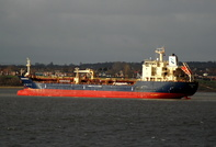 Mersey Shipping March 2012