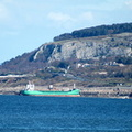 Arklow Ruler view from Rhos on Sea