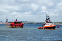 Tug and Tow MTS Victory &Terra Marique