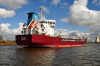 Orasund IMO 9336701 3691gt Built 2008 Chemical/Oil Products Tanker