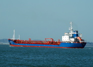 Oderstern IMO 9035838 6441gt Built 1992 Chemical/Oil Products Tanker