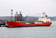 Albane IMO 9250684 6711gt Built 2002 LPG Tanker at Fawley