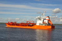 Alina IMO 9164108 3441gt Built 2001 Chemical Tanker
