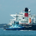 British Cygnet IMO 9297345 63462gt Built 2005 Crude Oil Tanker