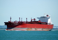 Tankers on the Solent May/June 2012