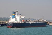 Pacific Sapphire IMO 9573701 28778gt Built 2011 Oil Products Tanker