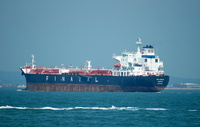 Isola Corallo IMO 9396751 30040gt Built 2008 Chemical/Oil Tanker