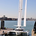 Larinka Trimaran Wingsail