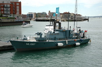 ML 1387 Medusa at Gunwharf Quays