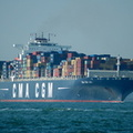 CMA CGM Leo IMO 9399208 131332gt Built 2010 Container Ship