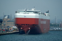 Toronto IMO 9302205 61321gt Built 2005 Car Carrier
