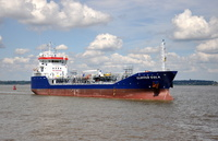 Clipper Sola IMO 9375989 2613gt Built 2007 Chemical/Oil Products Tanker