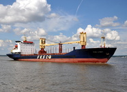 Fesco Ilyinsky General Cargo Ship
