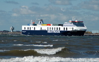 Mersey Shipping  July 2012
