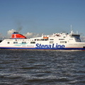 Stena Lagan passing Seacombe Ferry